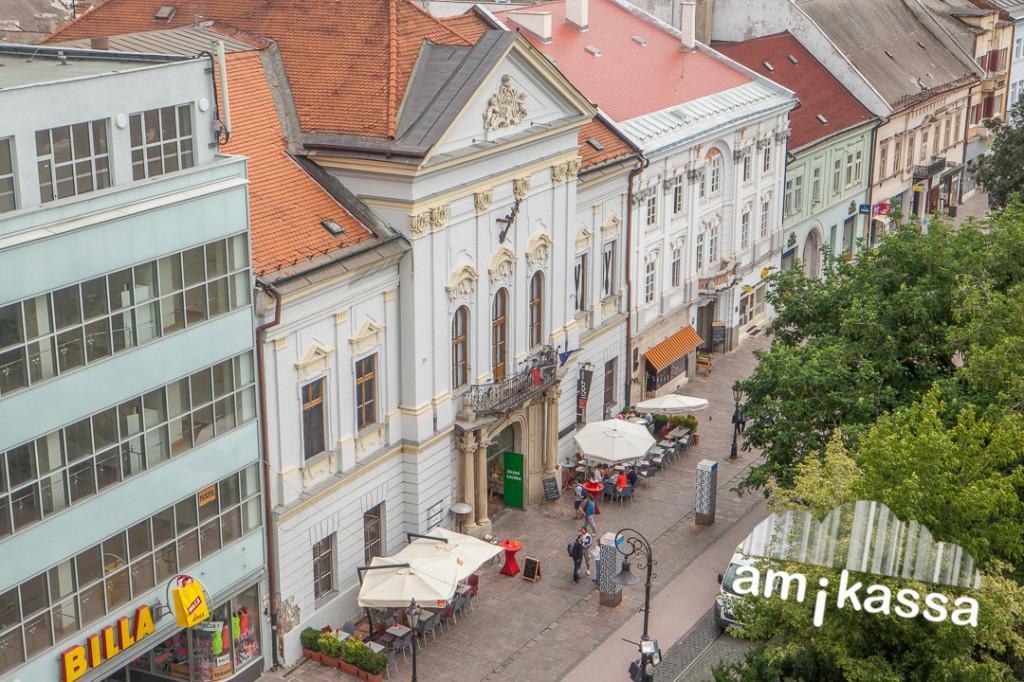 Abaúj-Torna vármegye székháza