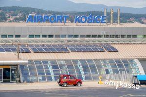 Nőtt az utasok száma a kassai repülőtéren