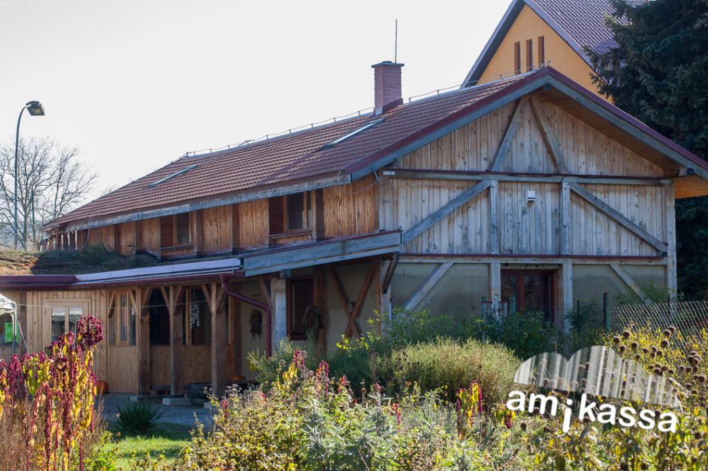 Pásztor Péter által tervezett organikus ház