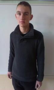 Bazár György - harmadikos diák