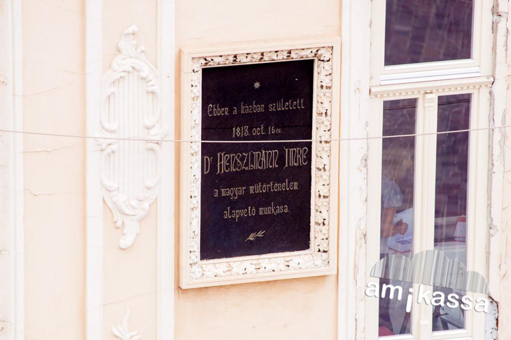 A Henszlmann-ház