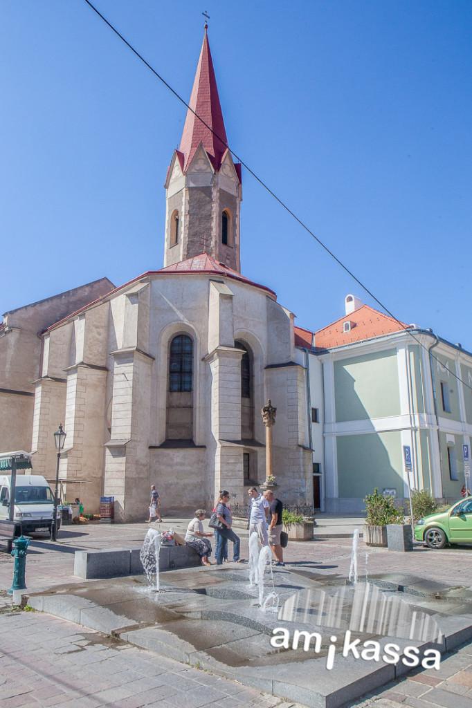 A Domonkos rendi templom és zárda