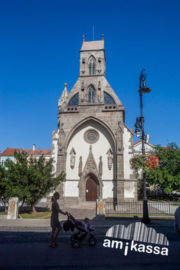 Kápolnának épült-e kassai a Szent Mihály-kápolna?