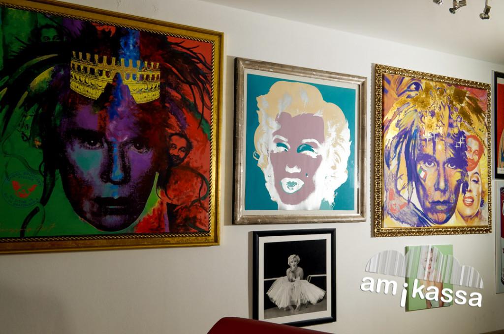 Andy Warhol Galéria Kassán