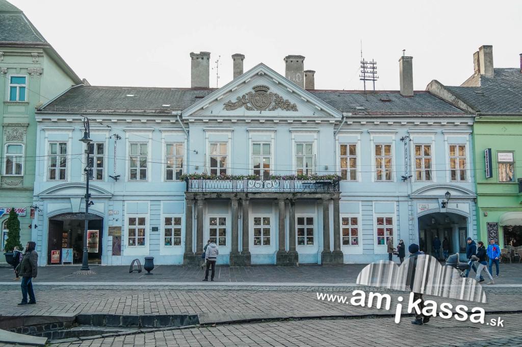 Magyar Nemzeti Kereskedőház Kassán