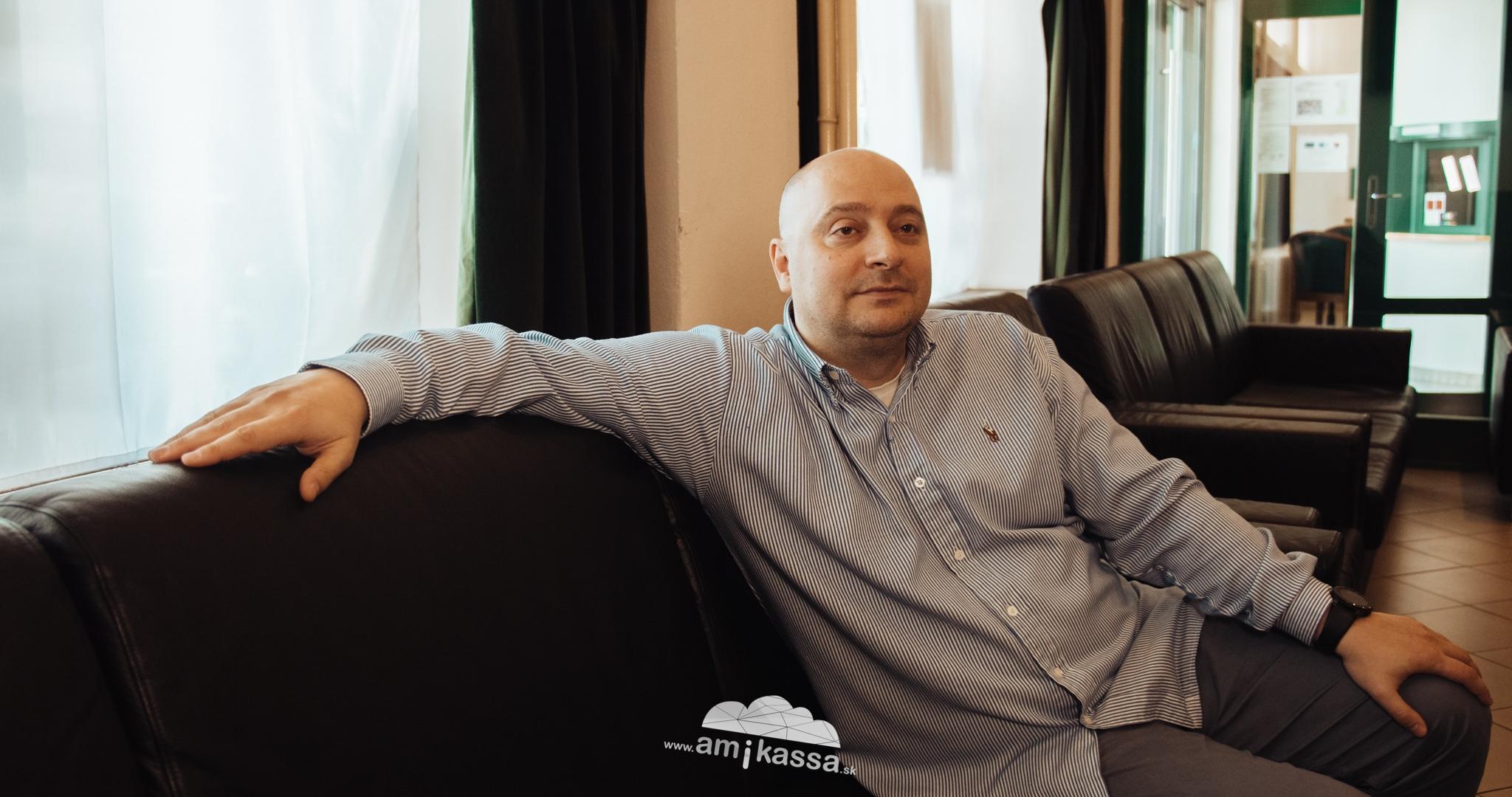 Czajlik József a kassai Thália igazgatója