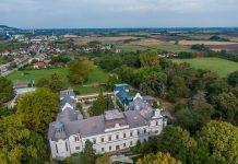 a Perbenyiki Mezőgazdasági Szakközépiskolába, Majlát kastély